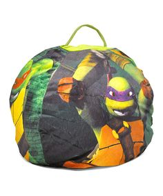Look at this Teenage Mutant Ninja Turtles Beanbag Chair on #zulily today!