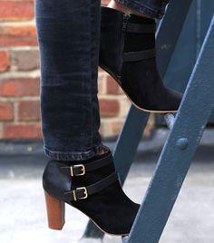 Sézane / Morgane Sézalory - Marlon boots #sezane #marlon www.sezane.com