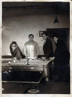 1913 billiards