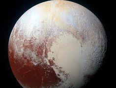 Como o 'rebaixado' Plutão está dando lições sobre o Sistema Solar - Notícias - Ciência