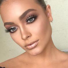 """6,663 curtidas, 131 comentários - EDERSON OLIVEIRA (@edersonoliver_beauty) no Instagram: """"Por @edersonoliver_beauty Conceito de make para noivas de 2018, uma proposta clean, limpa, ao…"""""""