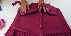 hermosa COMO HACER UNA FALDA Short para niñas hermosa Short Niña, Hoodies, Shorts, Youtube, Fashion, Vestidos, Little Girl Clothing, Sewing Lessons, Sewing Tutorials