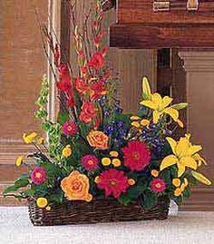Good for Color Scheme Not Design Flowers To Go, Church Flowers, Funeral Flowers, Funeral Sprays, Funeral Flower Arrangements, Memorial Flowers, Cemetery Flowers, Sympathy Flowers, Christmas Flowers