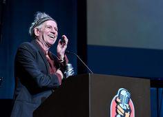 Keith Richards Photos - 2015 Memphis Music Hall of Fame Induction Ceremony - Zimbio