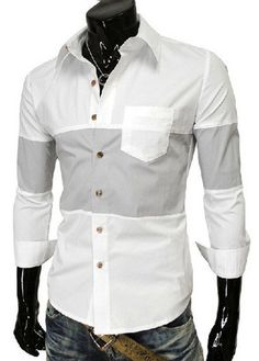 Button Fly Shirts with Pocket – teeteecee - fashion in style