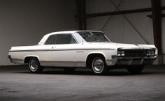 1963 Oldsmobile Super 88 Holiday Coupe