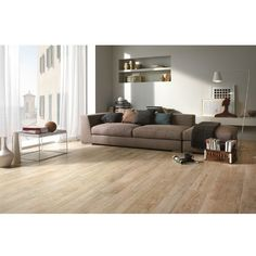casa rossell porcelanato tipo madera woodstyle faggio