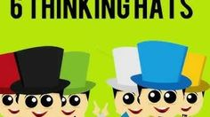 6 thinking hats - YouTube