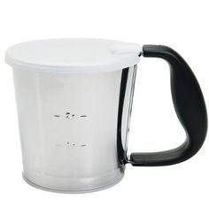 OXO Good Grips Flour Sifter OXO,http://www.amazon.com/dp/B00004OCNL/ref=cm_sw_r_pi_dp_Dlyntb0FE9YTR21N