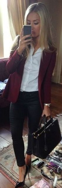 Business Casual / business casual re pinned by 23