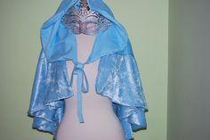 Frozen cape handmade