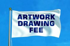 Artwork Drawing Service , Custom Flag Image Redraw Fee NOTE: This is not a flag Custom Feather Flags, Custom Flags, Military Homecoming Signs, Funny Flags, Tennessee Flag, Kappa Delta Sorority, Custom Yard Signs, Party Flags