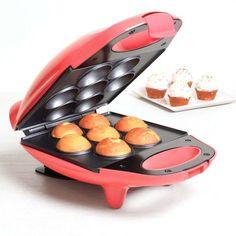 Mini Cupcake Maker Coral