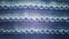 knit sampler afghan square 2
