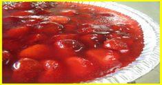 Fresh Crustless Strawberry Pie recipe – 0 Points+