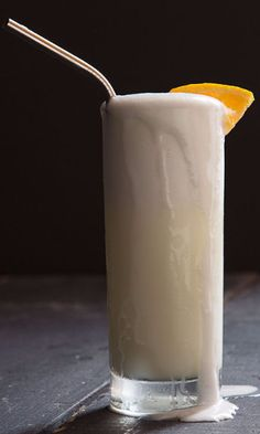The New Orleans-born Ramos is among the best-loved classics out there, an ethereal and strangely light cocktail of gin and citrus, with cream and soda and an elusive touch of orange blossom water.