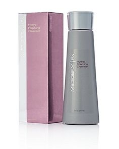 Mediderm Hydra Foaming Facial Cleanser All Skin Types Gentle Face Wash Removes Impurities Nourishes and Protects Your Skin for Men and Women 7 Ounce * Click on the image for additional details.