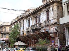Neoclassical Architecture in Greece: Ενημέρωση: Κατεδαφίστηκε η 150 ετών βίλα Αμαλίας του 1860, με ευθύνη του Καμίνη και του ΟΣΚ. Βαφτίζουν ένα νέο άσχετο κτίριο ως ανακατασκευή. Ως ευχάριστη είδηση αναμεταδίδεται η καταστροφή ενός ακόμα κτιρίου στο κέντρο της Αθήνας!