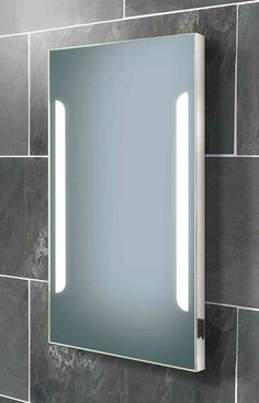 New Post battery operated led bathroom mirrors