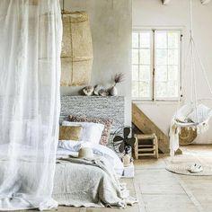Ein Ganz Natürliches Schlafzimmer! Moderne Wohninspiration Für Dein Zuhause  Www.gofeminin.de/