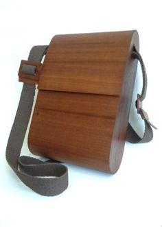 Bolso de madera Pi-two Ukola