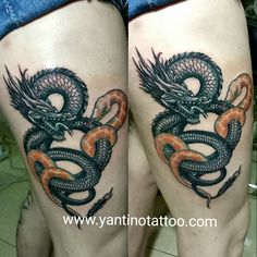 #dragontattoo  #tattooblackgrey #phitontattoo #ulartattoo #colortattoo #blackgrey #tattooubud #balitattoostudio #realistictattoo #goodtattoostudio #tattookuta #tattoo #tattoos #tatto  www.yantinotattoo.com