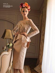 awesome Glamour Magazine Brasil | Editorial de Moda Abril 2013 | Flavia Lucini por Isabel Garcia