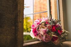 Country Garden Inspired Wedding in Oxford's Dreaming Spires