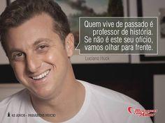 Aniversário de Luciano Huck! #mensagenscomamor #frases #famosos