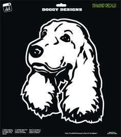 Doggy Design Puppy Dog Decal Vinyl Sticker Car Truck Laptop SUV Window by DiamondDecalz on Etsy