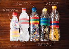Garrafas Sensoriais | Discovery Bottles