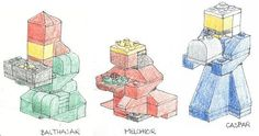 Make Your Own LEGO Nativity Scene — University of Amsterdam Science Staff