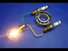 Free Energy New Technology Science Project 2019 - Experiment Home Electrical Wiring, Electrical Projects, Diy Electronics, Electronics Projects, Science Projects, Science Experiments, Simple Arduino Projects, Power Generator, Tesla Generator