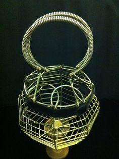 artistically vintage bags   Reserved Vintage Dorset-Rex Fifth Avenue Rare Birdcage Purse