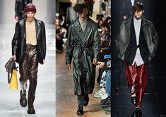 2020 Fashion Trends, Fashion 2020, High Fashion, Mens Fashion, Ann Demeulemeester, Illustration Amis, Lanvin, Acne Studios, Alexander Mcqueen