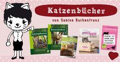 Katzenbücher - zum Verschenken oder selbst lesen https://cat-competence.de/katzenbuch/