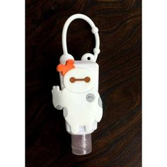 Baymax Hand Sanitizers to keep germs away, with a pretty, sweet twist