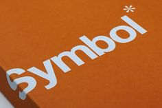 Symbol by Angus Hyland.
