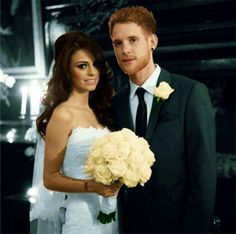 Cher Lloyd is married!  Lovely couple