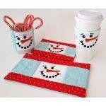 In The Hoop :: Beverage & Food :: Santa Beverage Set - Embroidery Garden In the Hoop Machine Embroidery Designs