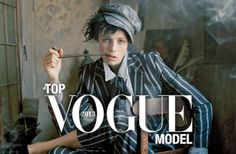 Vogue's Top 10 Models of 2013 on Fashionista:  http://fashionista.com/2013/12/vogue-top-models-2013-edie-campbell/