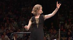 Los Angeles Philharmonic conductor Mirga Grazinyte Tyla
