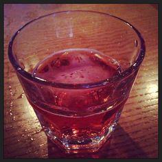 "Vegas Bomb! my first ""legal"" drink ;)"