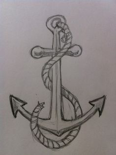 If you want to learn to draw a simple and easy anchor then you need to take a…