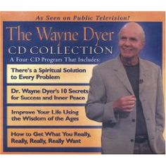 The Wayne Dyer CD Collection [ABRIDGED] $16.29