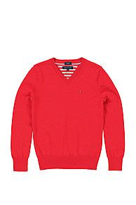 Cashmere Sweater - 532 - Tops, from Tommy Hilfiger Children Age 1-16