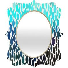 Garima Dhawan connections 4 Quatrefoil Mirror | DENY Designs Home Accessories