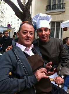 Comme un Chef Jean Reno, Comme Un Chef, Le Chef, Casablanca, Work In French, Godzilla, Captain Hat, Movies, Films