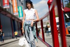 New York Fashion Week - We Want To Be A Part Of It - Street Chic - Fashion