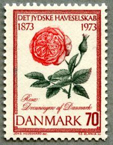 Denmark Stamp 1973